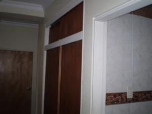 Closet ubicado en pasillo