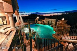 Las Sendas Homes with a pool