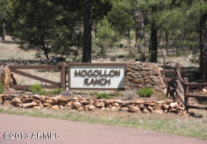 Property for sale at 7841 Mogollon Trail, Happy Jack,  AZ 86024