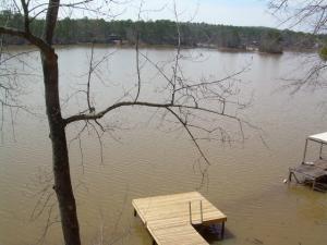 Dock - pic taken 7-5-07
