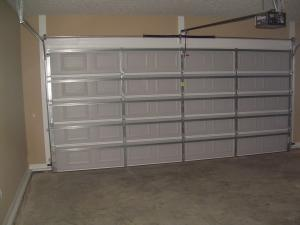 Garage gives you instant boat storage