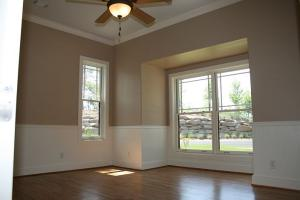 Master bedroom - at corner, lots of