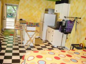 playroom / bedroom 2